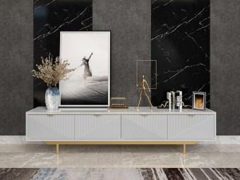 byf463China Modern High end Design Luxury Living Room Furniture TV Cabinet