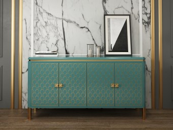 byf462China Modern High end Quality Furniture Luxury Living Room Storage Side Cabinet
