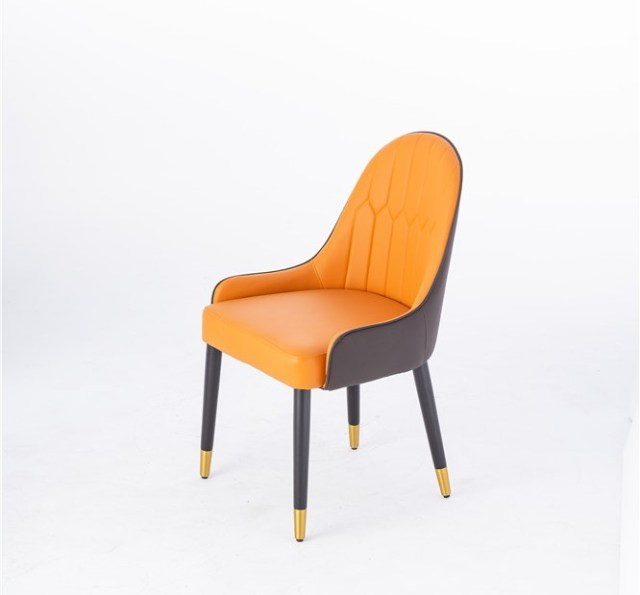 720China modern design home kitchen leather dining chair supplier manufacturer factory company-furbyme (2)