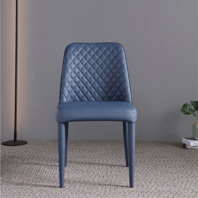 dkf84-china modern design home kitchen metal leather dining chair supplier manufacturer-furbyme (1)