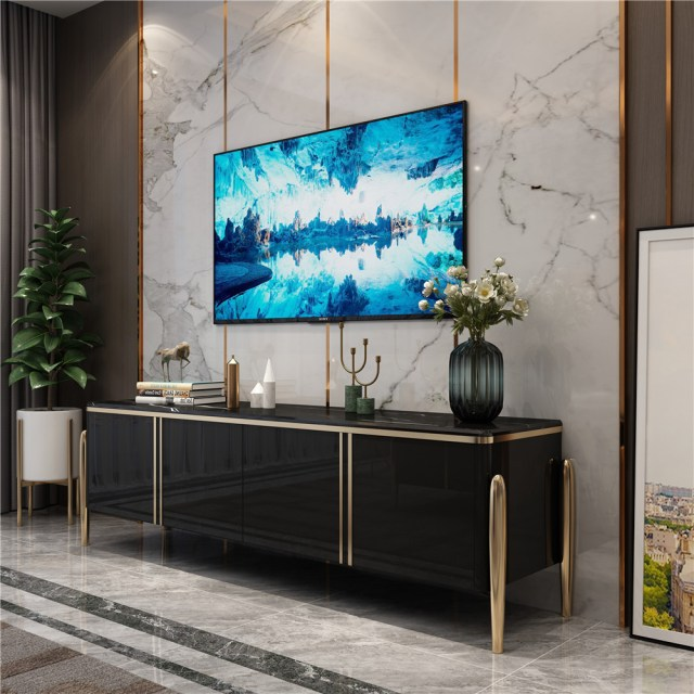 1969-china luxury home furniture storable metal wood coffee table tv cabinet manufacturer supplier-furbyme (7)