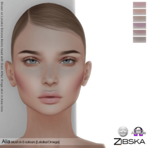 Zib Alia Blush