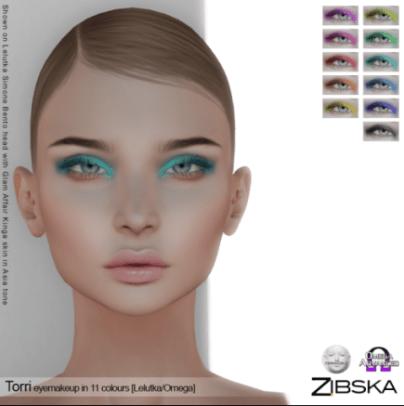 Zib Tori Eyes