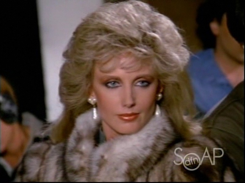 Morgan Fairchild In Fur Fur Glamor