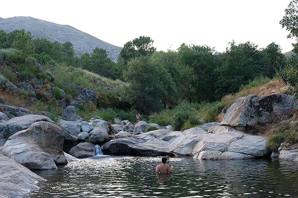 Piscina natural Acebo, Pueblos más bonitos de Sierra de Gata.
