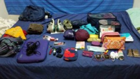Central America Travel Packing List