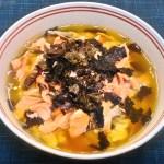 お茶漬けの素を使わない、美味しい『鮭茶漬け』のレシピと作り方