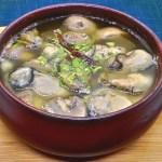 スペイン料理『牡蠣とマッシュルームのアヒージョ』のレシピと作り方