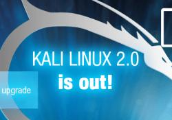 Kali Linux 2.0 Kurulumu