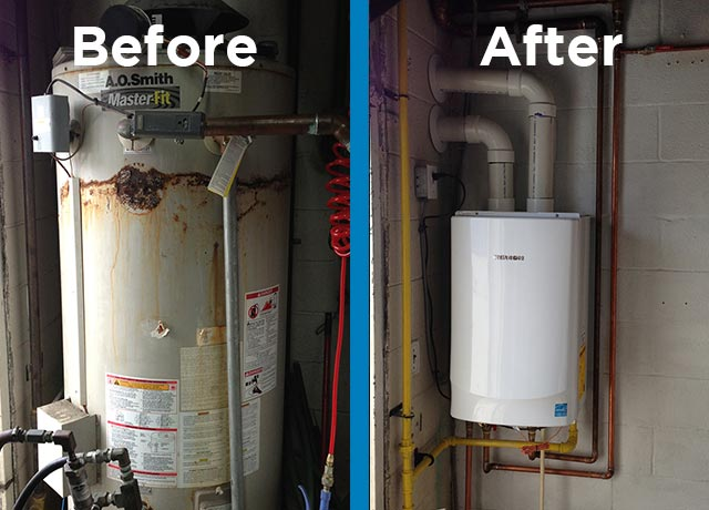 Image Result For How Much Does It Cost To Install A Water Heater
