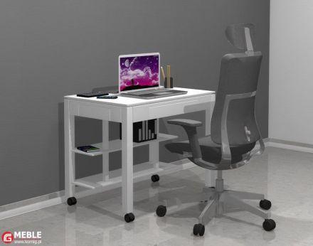 Nowoczesny stolik pod laptopa