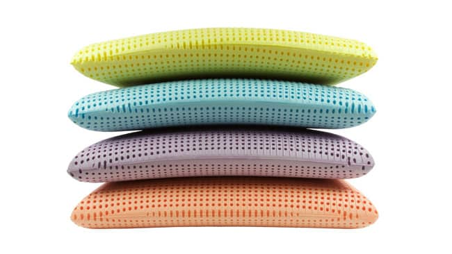 blu sleep develops five pillow
