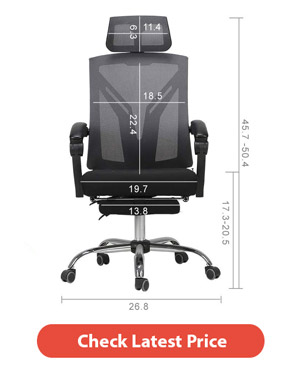 Hbada-Ergonomic-Office-Recliner-Chair