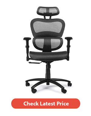 Mysuntown Mid-Back Office Chair