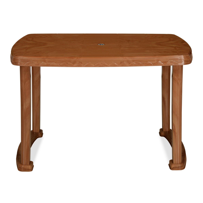 Nilkamal Plastic 9 Seater Dining Table Online