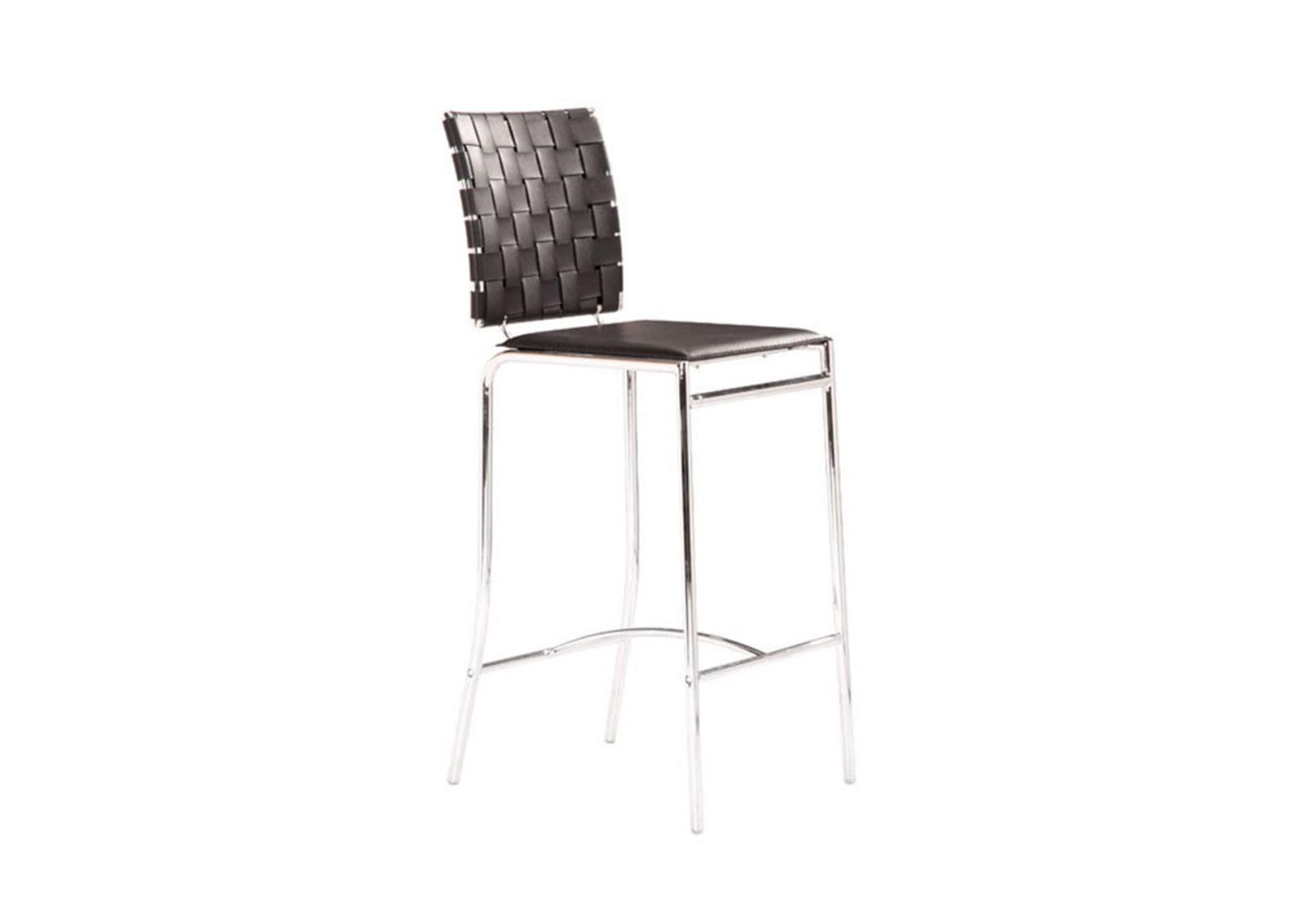 Criss Cross Counter Chair