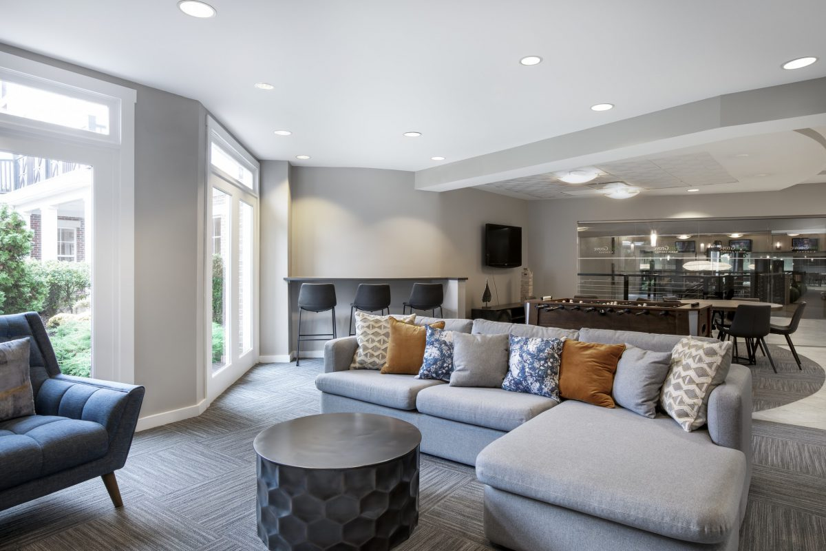parcgrove apartments party room