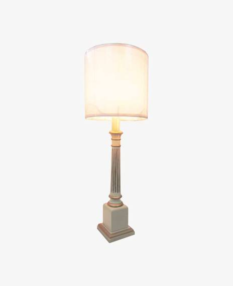 TABLE LAMP - ROMAN PILLAR