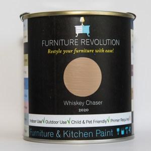 Furniture Revolution – Superior Finish – Furniture & Kitchen Paint – Whiskey Chaser