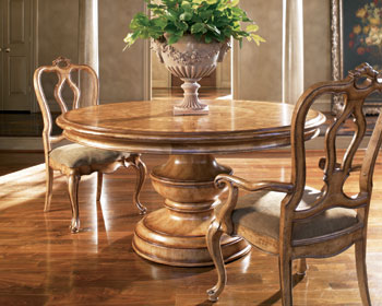 Hills Of Tuscany Elba Round Dining Table