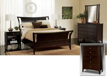 Carrington 8 Pc. King Bedroom