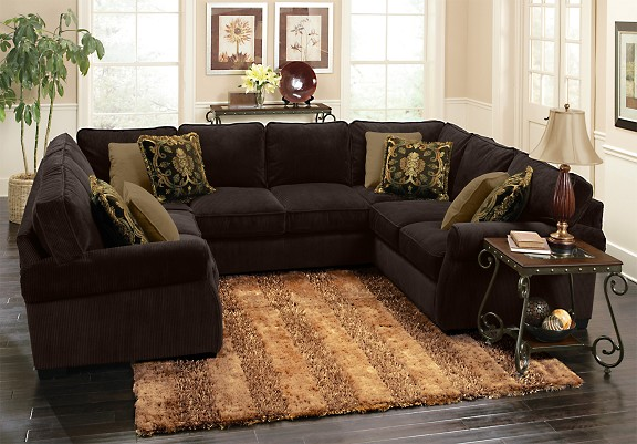 3 Piece Upholstery Sectional