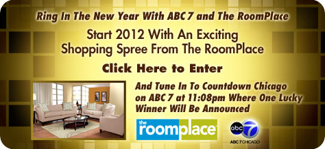 Win FREE FURNITURE from The RoomPlace
