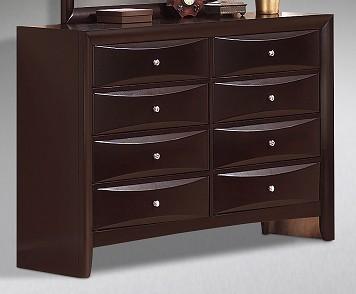 Tango Brown Bedroom Dresser