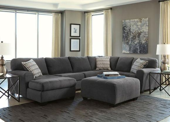 carly sectional