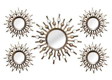 Decorating Mirrors