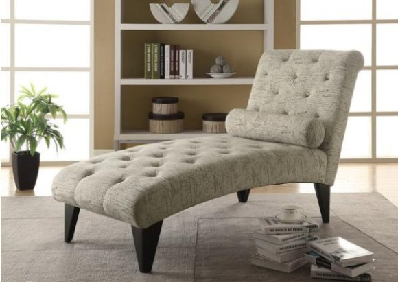 Langston Vintage French Chaise From the RoomPlace