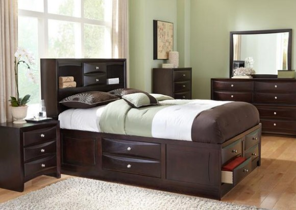 Welden 7 Pc. King Bedroom set from The RoomPlace