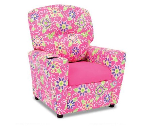 Daisy Doodle Kid's Recliner From The RoomPlace