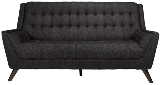 Roxbury Black Sofa from The RoomPlace