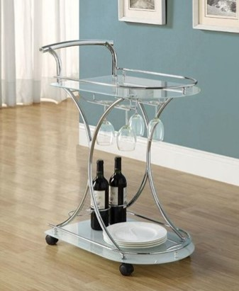 Image: Vista Server Cart from The RoomPlace