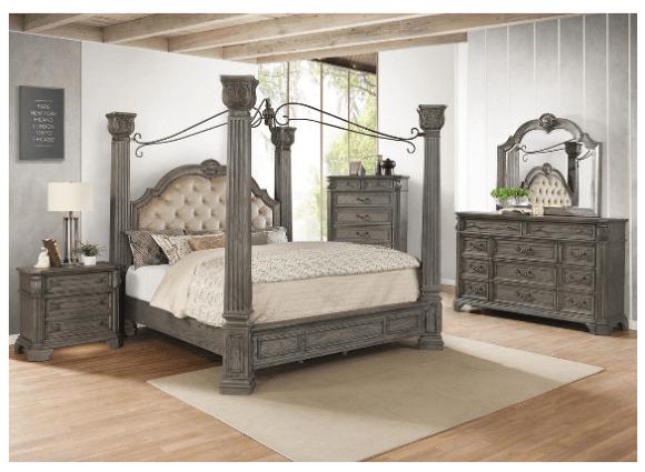 Grand Estates 5 Pc Queen Bedroom