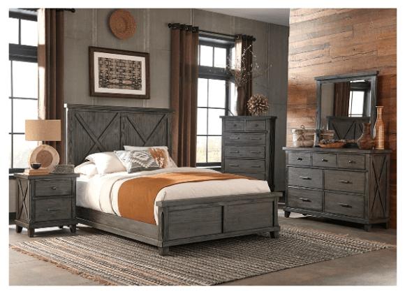 Whitmore 5 Pc Queen Bedroom