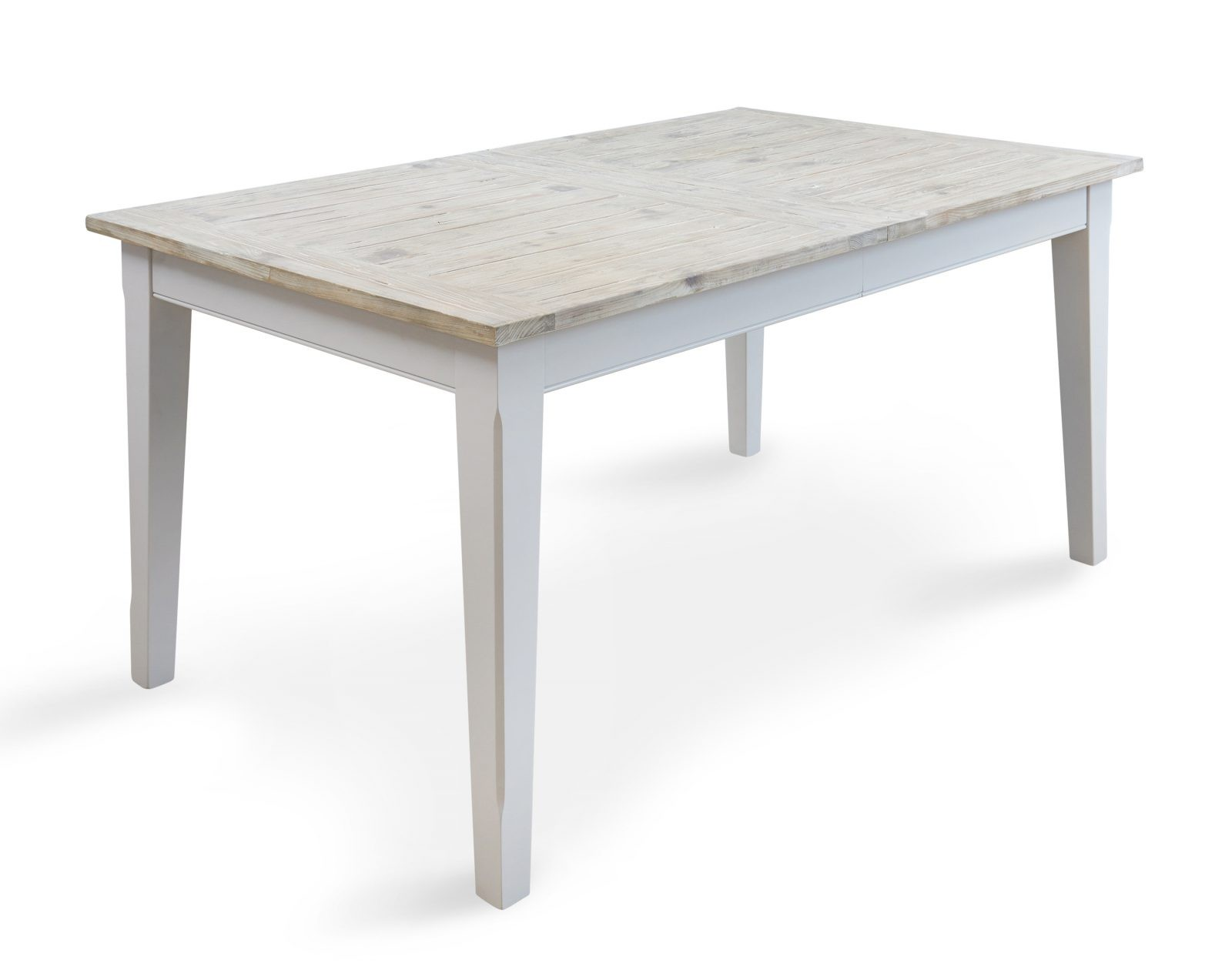 Baumhaus Signature Grey Square Extending Dining Table Furniture 4 Life
