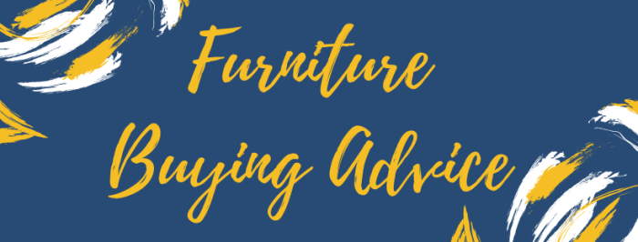 Furniture Tips You Can Greatly Benefit From Furniture Buying Advice