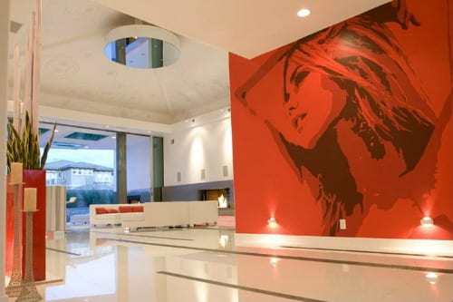 Cutting Edge Modern Interior Design By Mark Tracy And