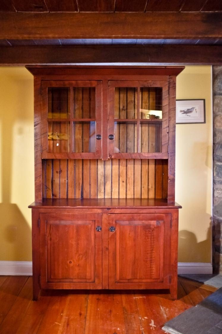 Farmhouse Style Hutch Furniture From The Barn