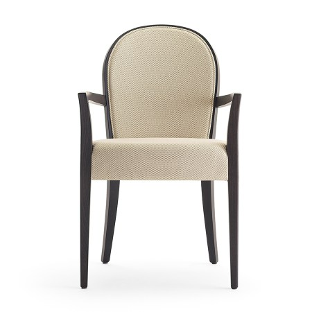 perla p Restaurant arm chair
