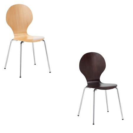 Marseille side chair cafe chair collection