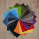 Colour swatch- multi coloured
