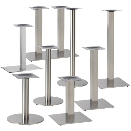 ECO Stainless Steel table base