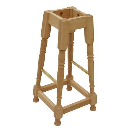 Tudor high stool