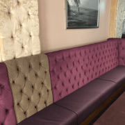 Bespoke fitted seating