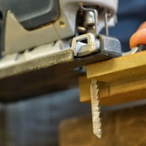 Furniture making with power tools