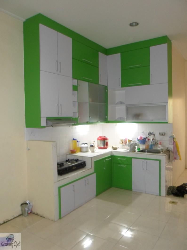 Set di semarang kitchen set tinggi sampai plafon furniture