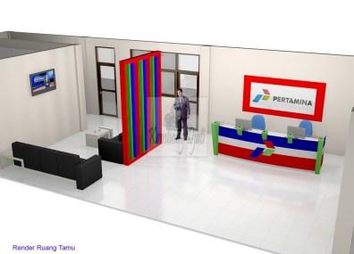 desain ruang tamu kantor (1)